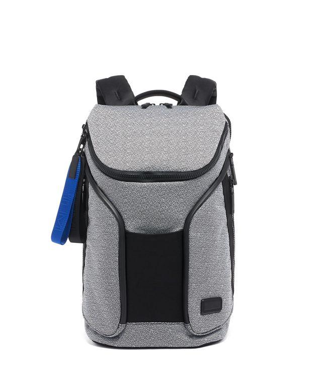 Ridgewood Backpack in Static Grey