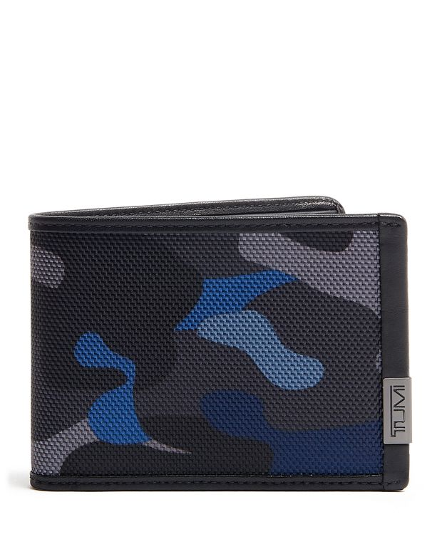 Double Billfold in Camo