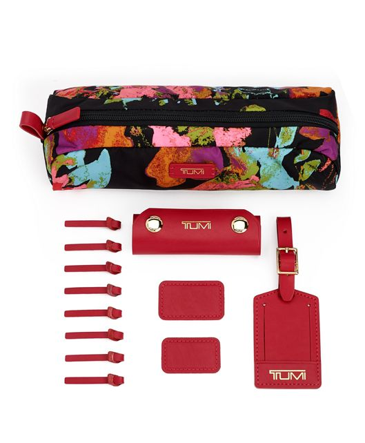 TUMI Accents Kit in Collage Floral
