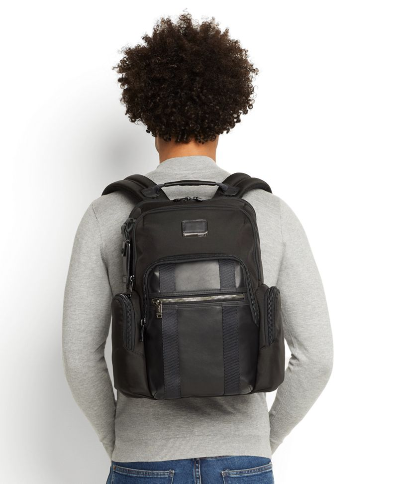 Navy Nellis Backpack