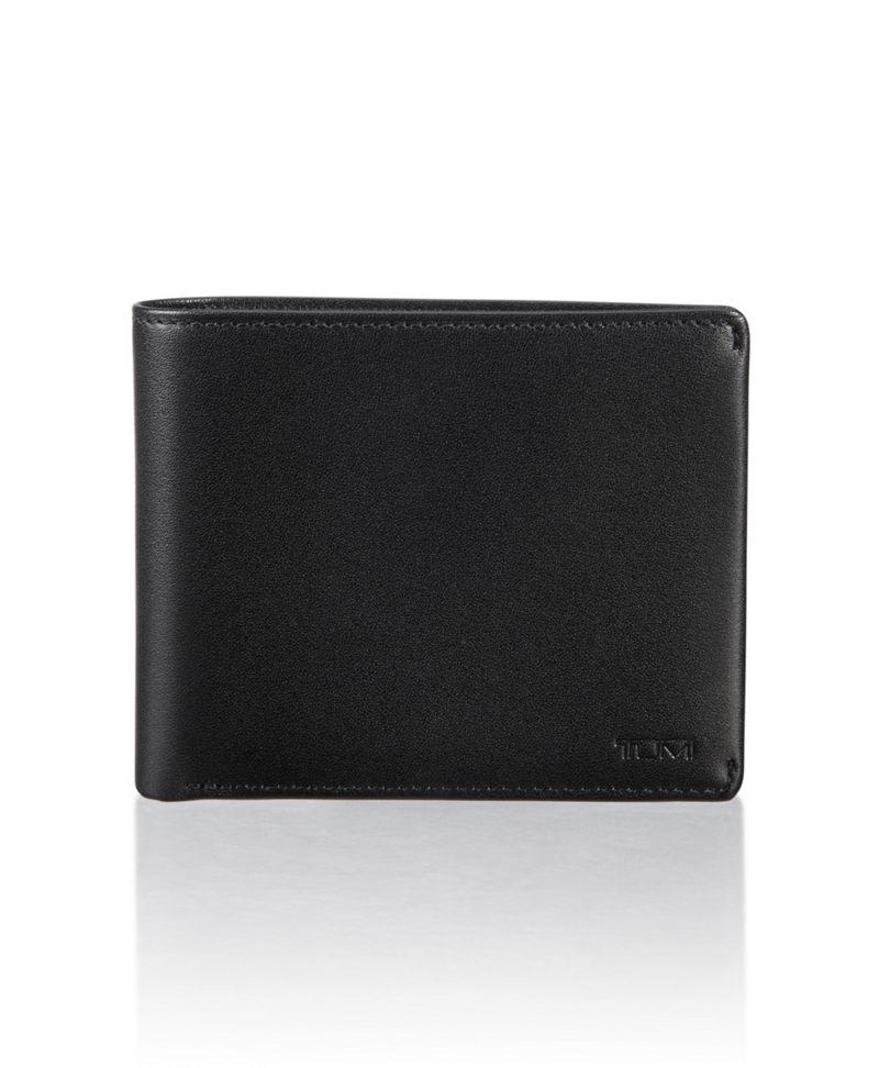 Global Compact Flip Coin Wallet