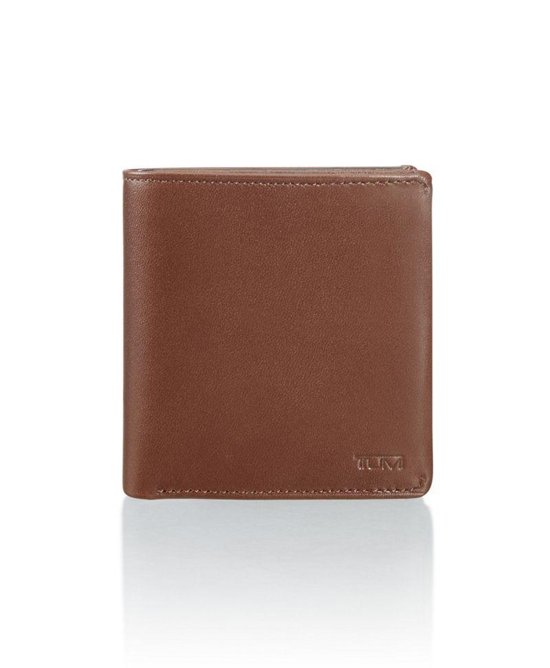 Compact Flip Coin Wallet
