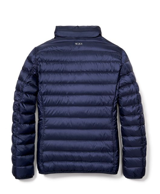 TUMIPAX CLRMT REV JKT M NAVY/LAVEN - large | Tumi Thailand