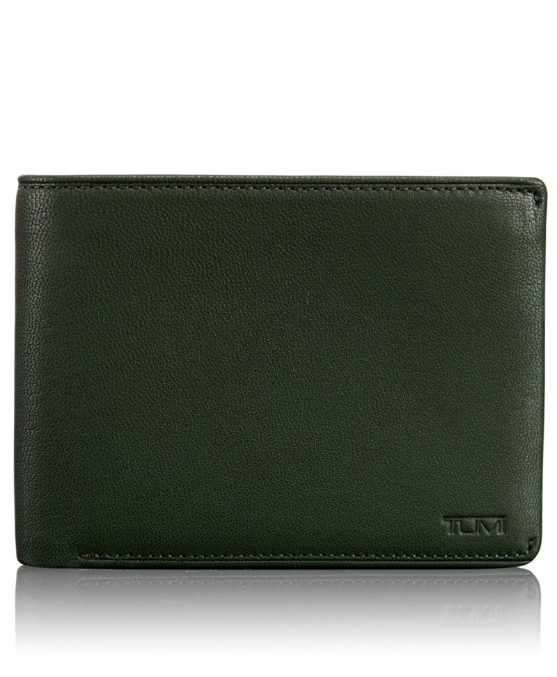TUMI ID Lock™ Global Double Billfold with ID