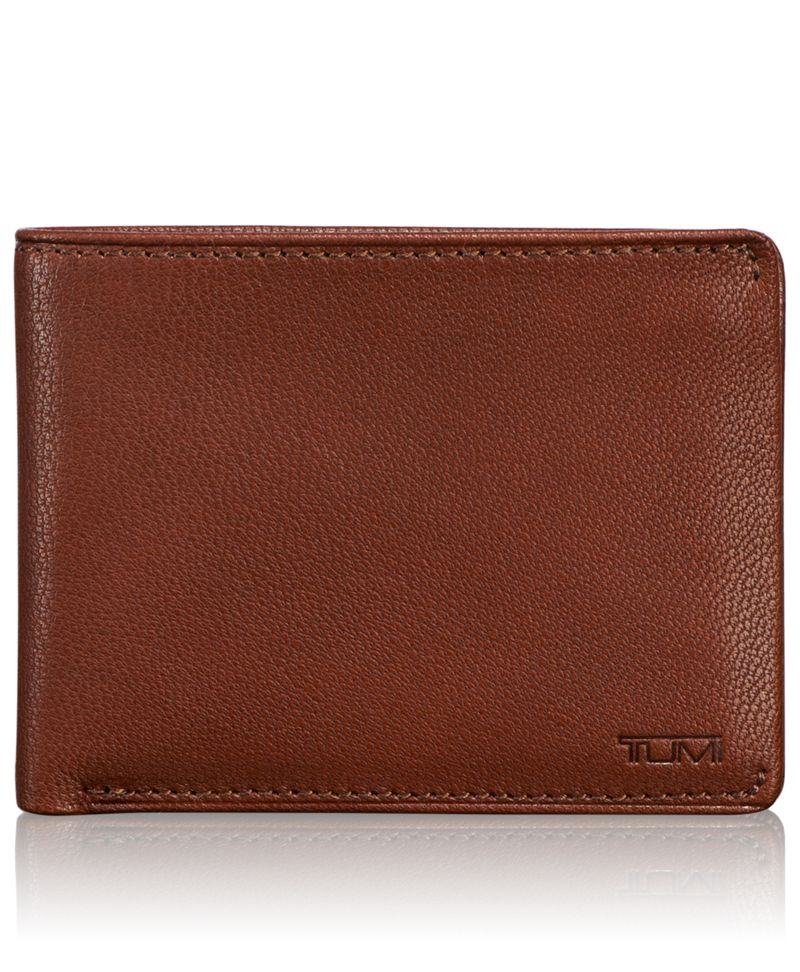 TUMI ID Lock™ Double Billfold with ID
