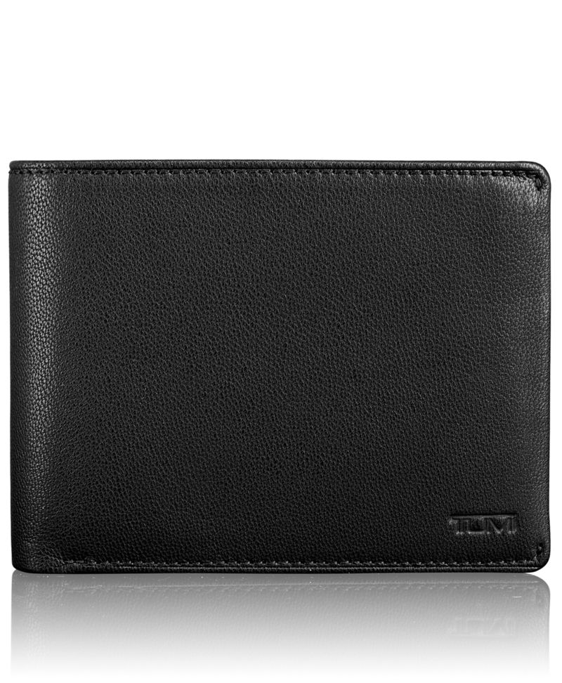 TUMI ID Lock™ Global Double Billfold with Snap