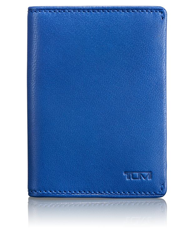 TUMI ID Lock™ Folding Card Case in Atlantic