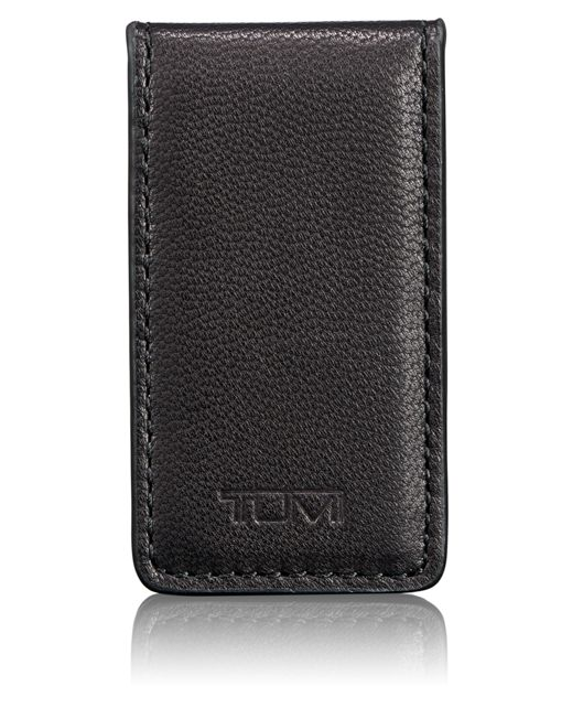 Magnetic Money Clip in Black