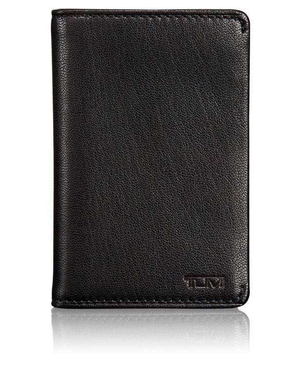 TUMI ID Lock™ Multi Window Card Case in Black
