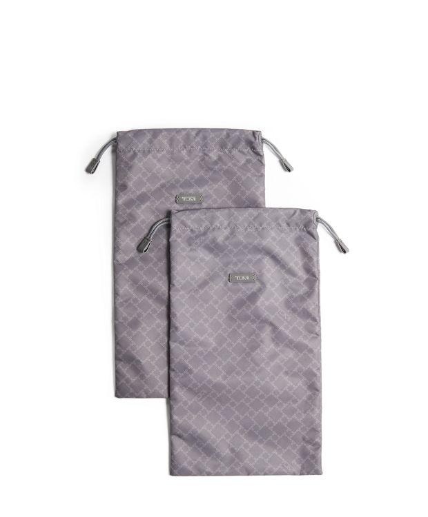 Shoe Bags (Pair) in Grey