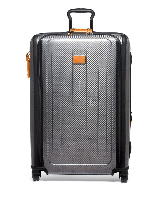 Large Trip Expandable 4 Wheeled Packing Case in Tan