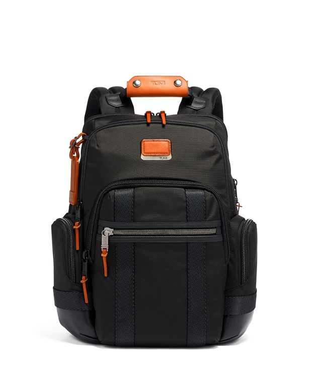 Nathan Expandable Backpack in Sunrise