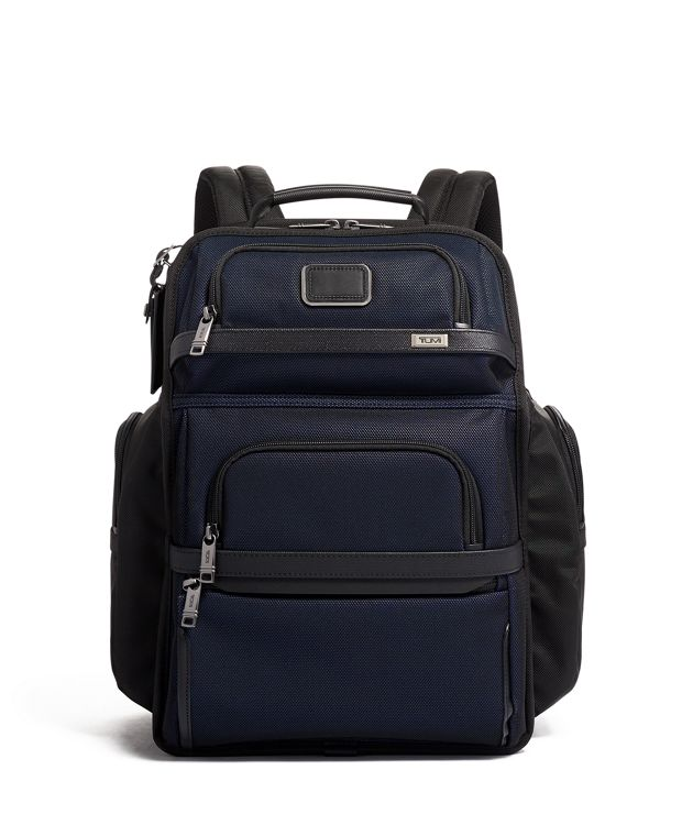 TUMI Brief Pack® in Navy Reflective