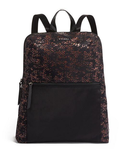 Just In Case® Backpack in Metallic Splatter