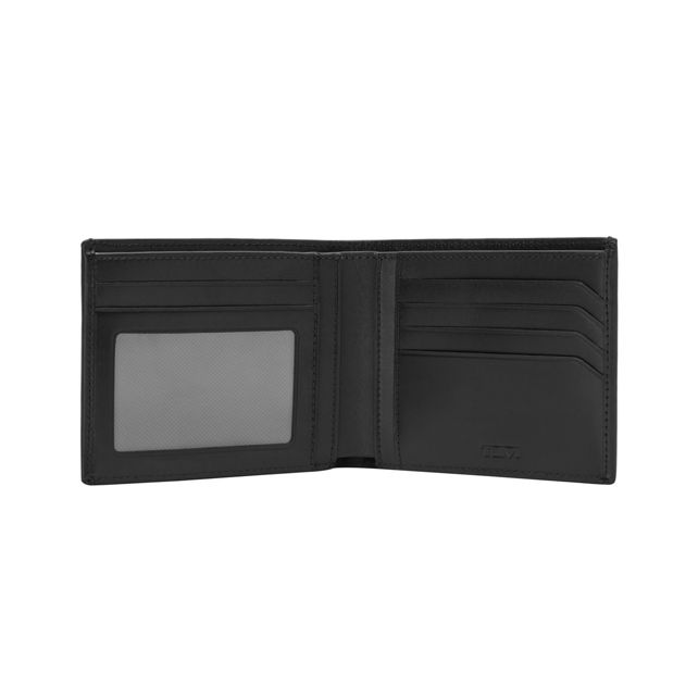 GLOBAL DOUBLE BILLFOLD BLK SMOOTH - large | Tumi Thailand