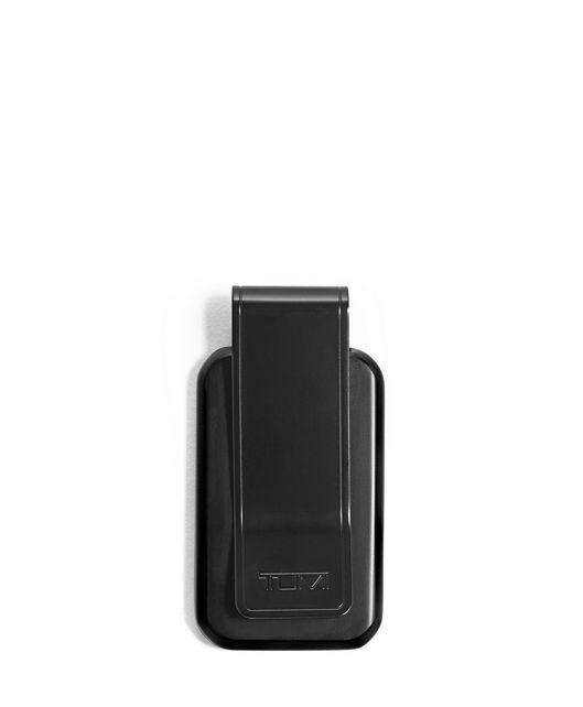 MONOGRAM PATCH MONEY CLIP BLK SMOOTH - large | Tumi Thailand