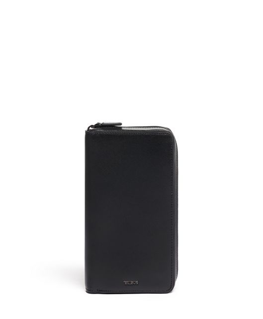 PASSPORT COVER BLK SMOOTH - large | Tumi Thailand