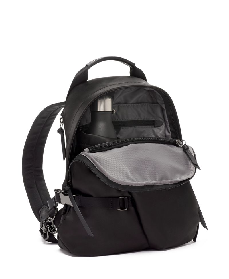 Black Sterling Backpack