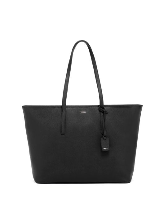 Everyday Tote Leather in Black