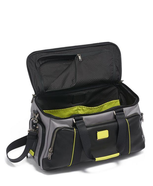 Grey/Bright  Lime McCoy Gym Bag