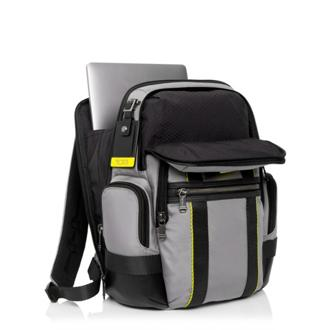 NORMAN BACKPACK GREY/BRLI - medium | Tumi Thailand