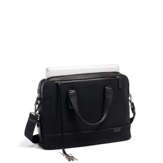 BARNES BRIEF BLACK - medium | Tumi Thailand