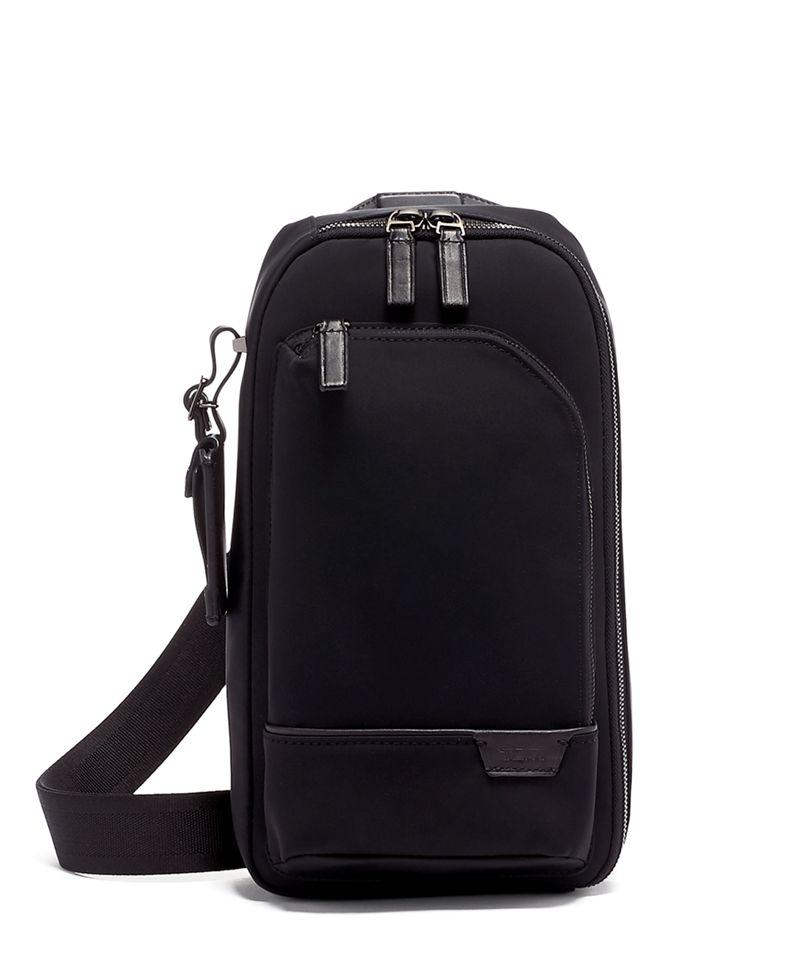 黑Gregory 長型斜揹袋