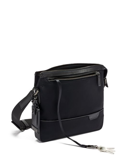 SHAWNEE CROSSBODY BLACK - large | Tumi Thailand