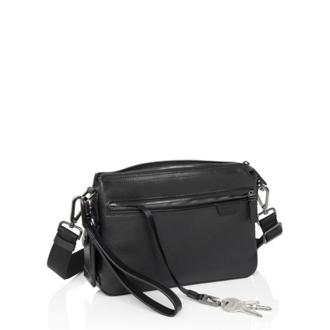 SHERMAN CROSSBODY BLACK - medium | Tumi Thailand