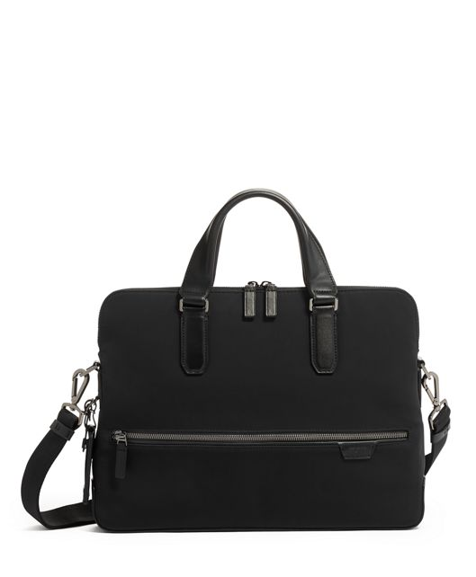 TOWER PORTFOLIO BRIEF BLACK - large | Tumi Thailand