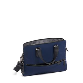 TOWER PORTFOLIO BRIEF NAVY - medium | Tumi Thailand