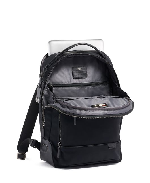 WARREN BACKPACK BLACK - large | Tumi Thailand
