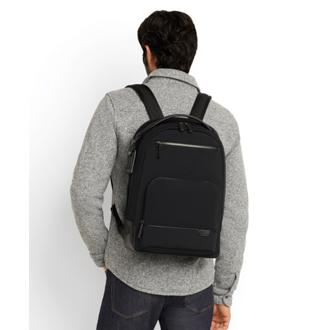 WARREN BACKPACK BLACK - medium | Tumi Thailand
