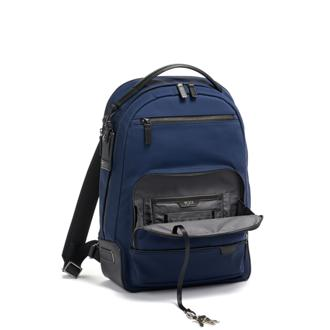 WARREN BACKPACK NAVY - medium | Tumi Thailand