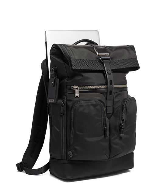 LANCE BACKPACK BLACK - large | Tumi Thailand