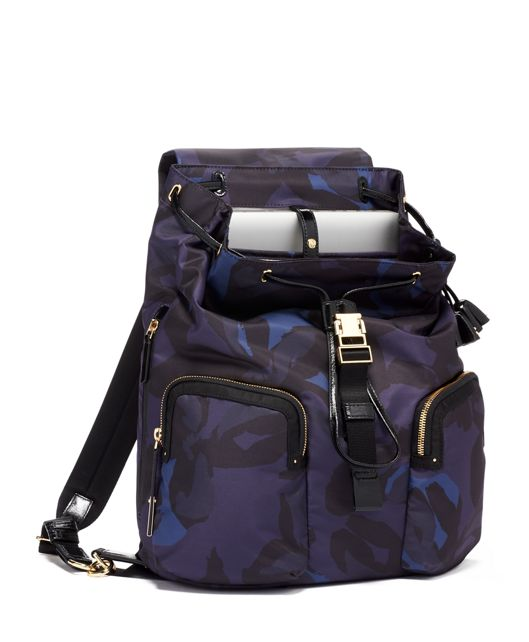 RIVAS BACKPACK LILYINDIGO - large | Tumi Thailand