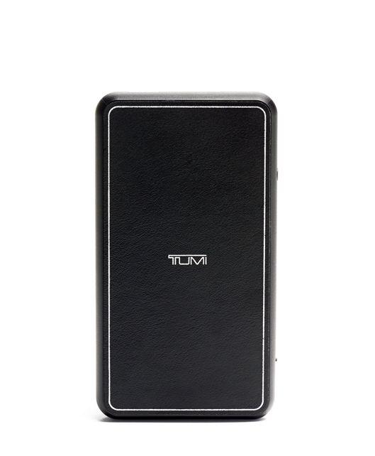 TUMI X mophie Powerstation Plus 10K in Black