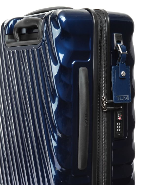 Navy International Expandable Carry-On