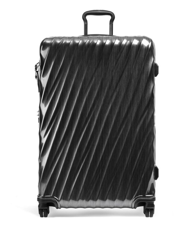 Black Extended Trip Expandable Packing Case