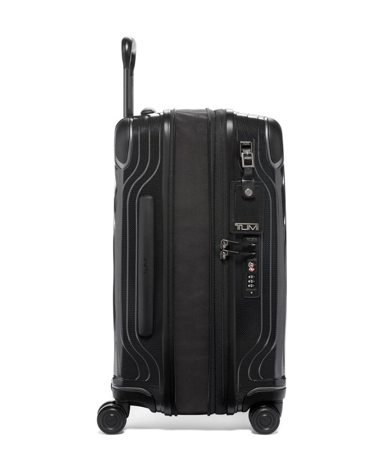 黑国际旅行可扩展登机箱