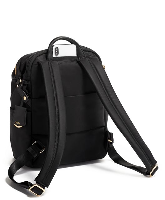 PATRICIA BACKPACK Black - large | Tumi Thailand