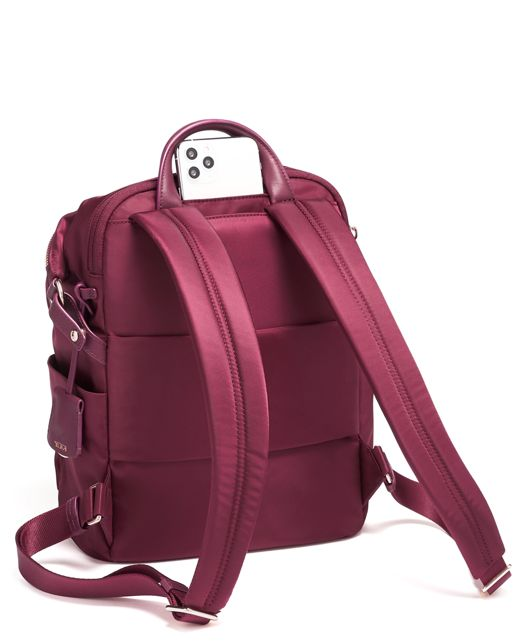 PATRICIA BACKPACK BERRY - large | Tumi Thailand