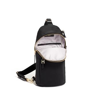 ANNA SLING Black - medium | Tumi Thailand