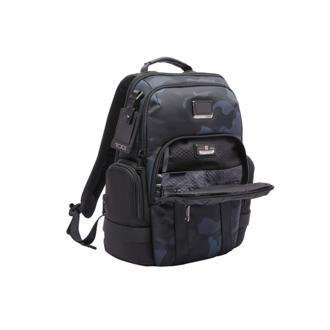 NORMAN BACKPACK NAVY CAMFL - medium | Tumi Thailand