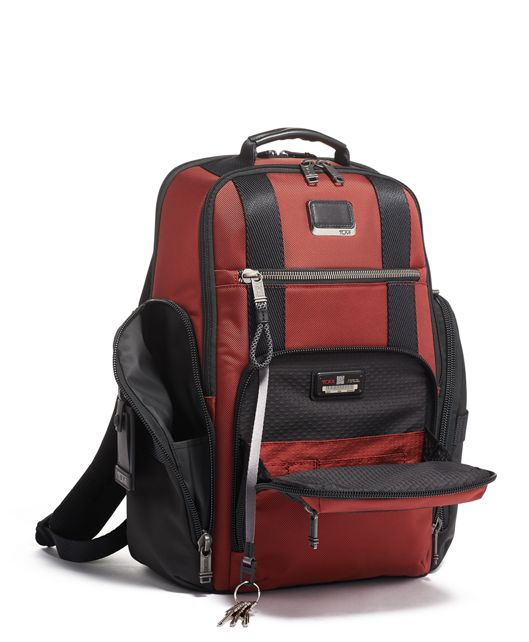 SHEPPARD DELUXE BFPK Russet - large | Tumi Thailand