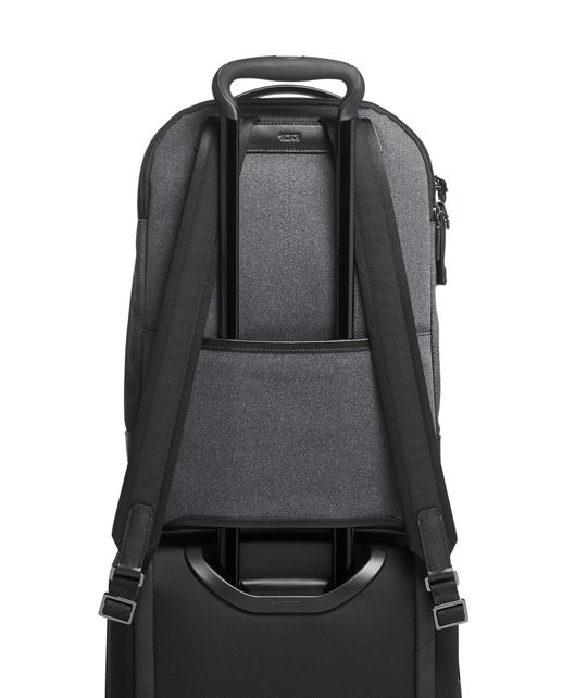 WARREN BACKPACK CHARCOAL OMBRE - large | Tumi Thailand