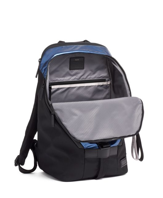 FINCH BACKPACK NAVY - large   Tumi Thailand