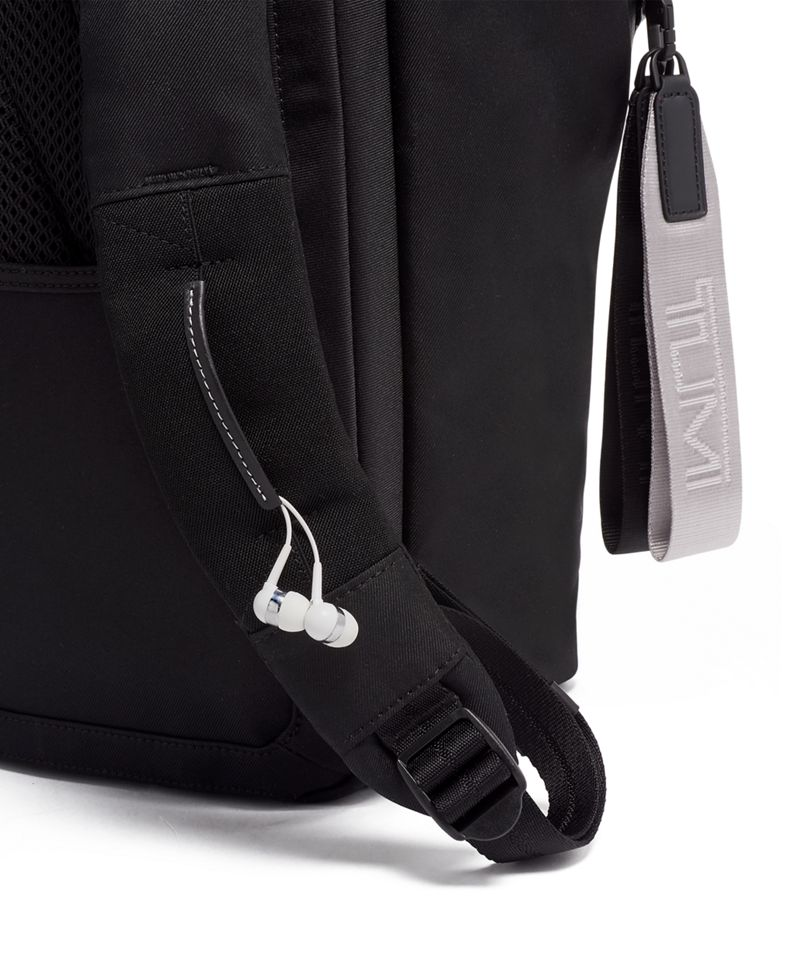Navy Finch Backpack