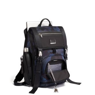 LARK BACKPACK NAVY CAMFL - medium | Tumi Thailand