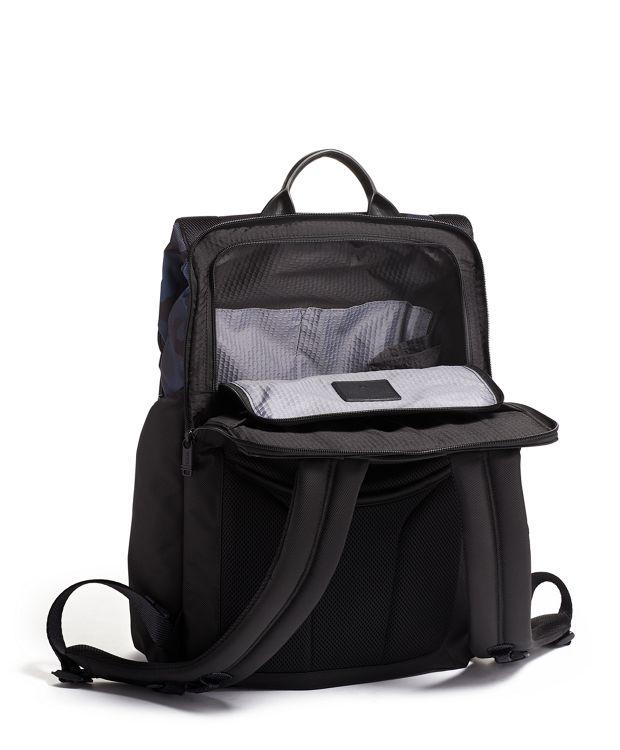 Navy  Camo Lark Backpack